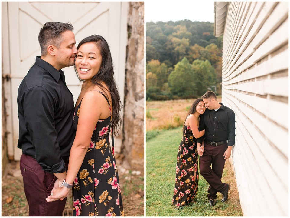 Jane & Dave's Fall Engagement at Valley Forge National Park_0005.jpg