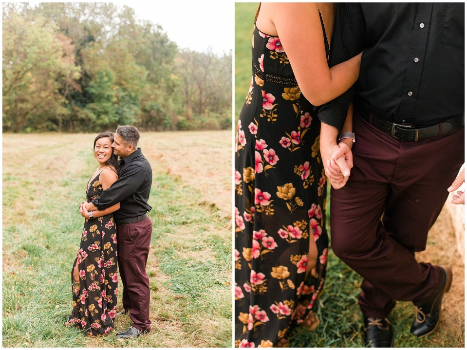 Jane & Dave's Fall Engagement at Valley Forge National Park_0008.jpg
