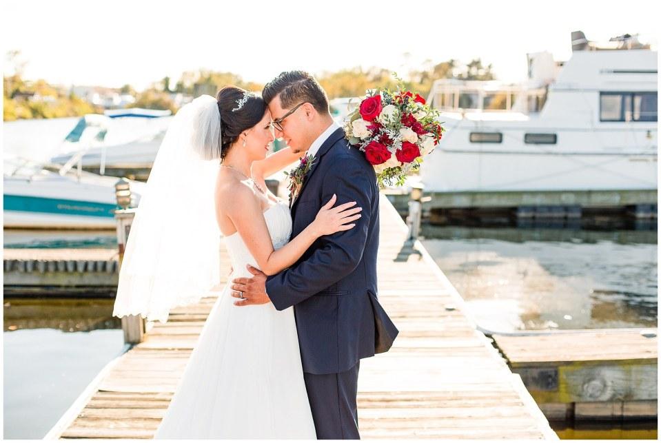 Julio & Elizabeth's Fall Wedding at Clark's Landing Yacht Club in Delran, NJ Photos_0058.jpg