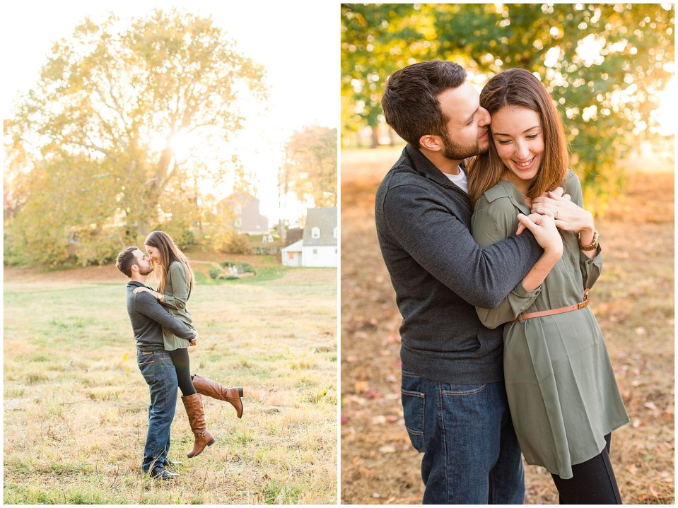 Mike & Jenny's Sunset Fall Engagement at Valley Forge Park and Philadner Chase Knox Estate Photos_0002.jpg