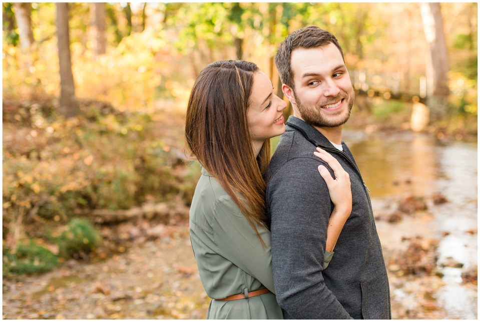 Mike & Jenny's Sunset Fall Engagement at Valley Forge Park and Philadner Chase Knox Estate Photos_0030.jpg