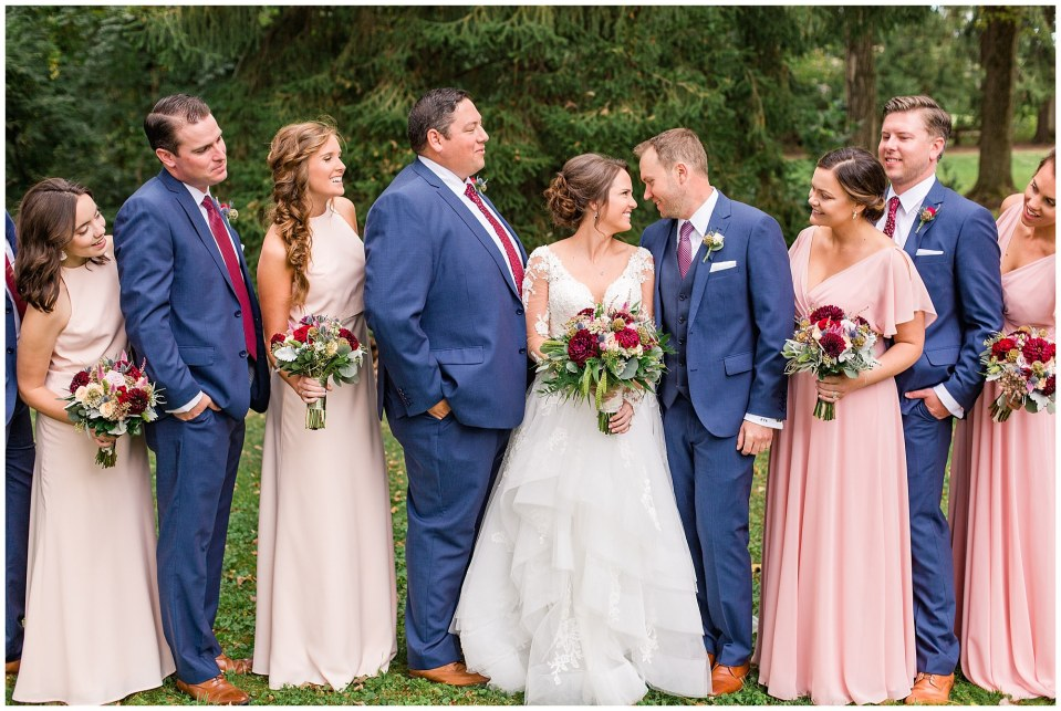 Nate & Jessie's Navy, Blush and Maroon Wedding at Aronimink Golf Club in Wayne, PA Photos_0043.jpg