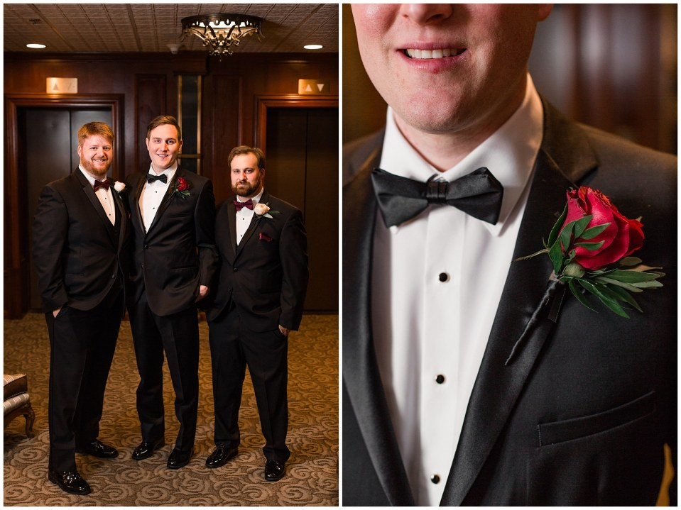 Cooper & Anna's Black Tie & Maroon Wedding at The Hotel DuPont in Wilmington, DE Photos_0019.jpg