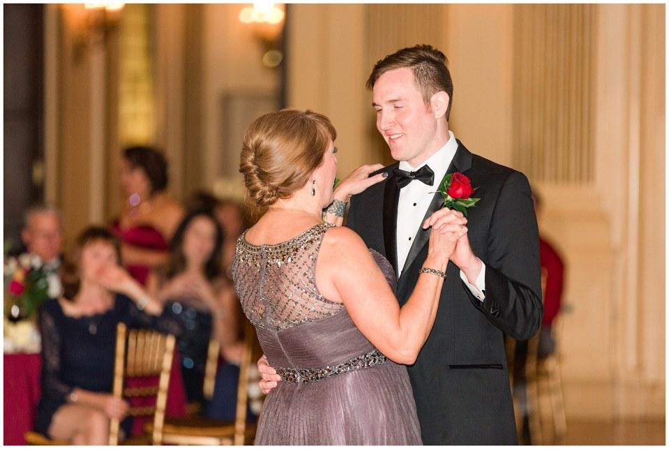 Cooper & Anna's Black Tie & Maroon Wedding at The Hotel DuPont in Wilmington, DE Photos_0067.jpg