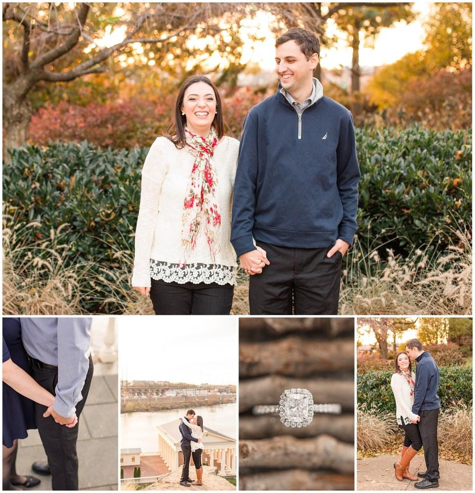 Darren & Elizabeth's November Engagement at Waterworks and Cescaphe Venue in Philadelphia Photos_0025.jpg