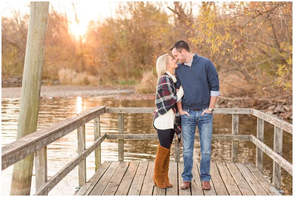 Donovan & Lauren's Winter Engagement at Peace Valley Park in Perkasie, PA Photos_0006.jpg