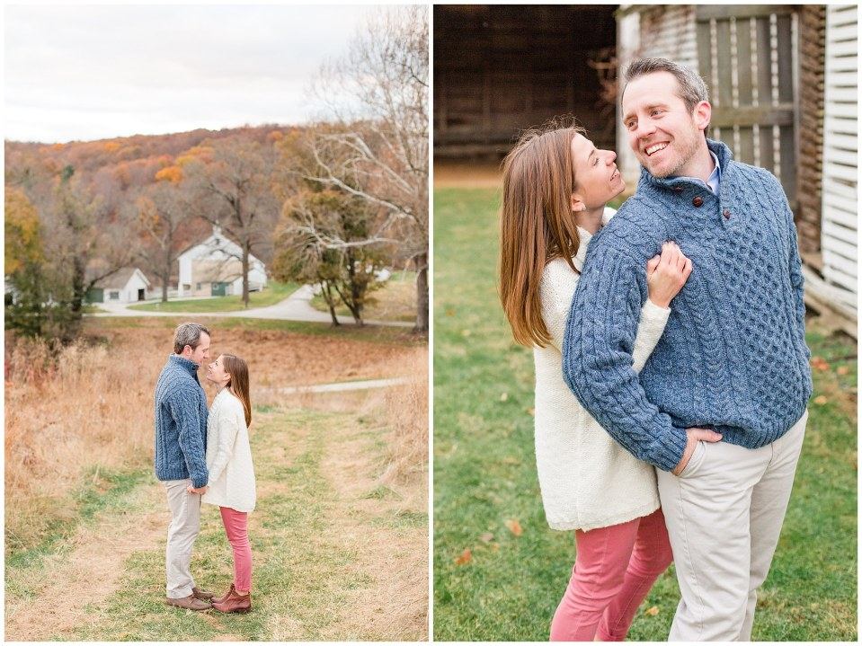 Pat & Emily's Windy November Engagement at Philander Chase Knox Estate in Valley Forge Park Photos_0014.jpg