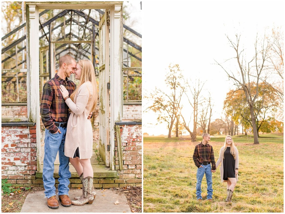 Sheldon & Stephanie's Country Fall Engagement Session at Valley Forge Park Photos_0001.jpg