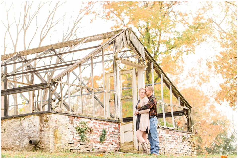 Sheldon & Stephanie's Country Fall Engagement Session at Valley Forge Park Photos_0010.jpg