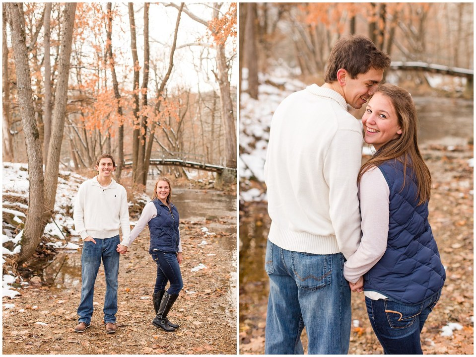 Jackson & Emily's Snowy Engagement Session in Valley Forge Park Photos_0011.jpg