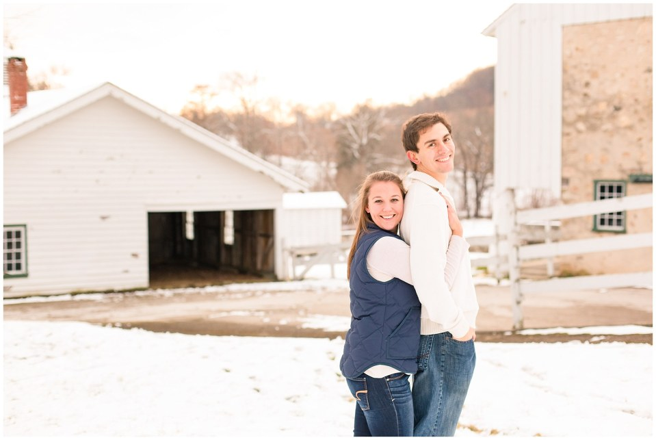 Jackson & Emily's Snowy Engagement Session in Valley Forge Park Photos_0019.jpg