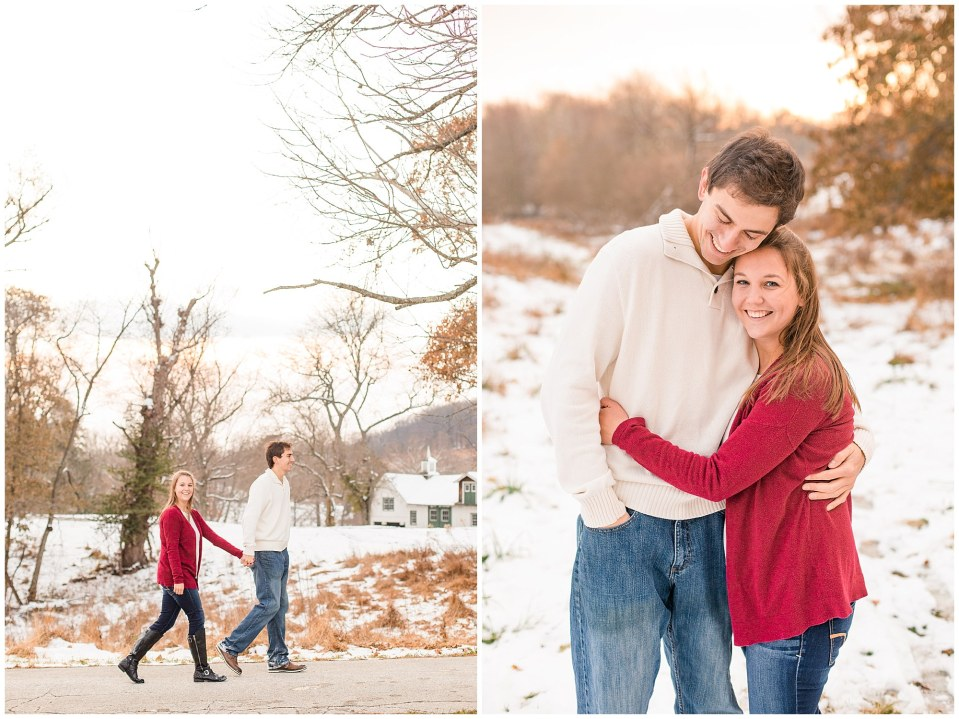 Jackson & Emily's Snowy Engagement Session in Valley Forge Park Photos_0024.jpg