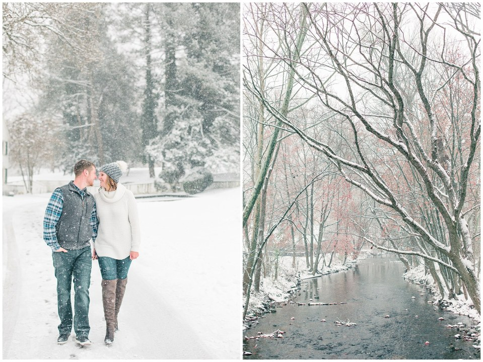 Joseph & Sara's Snow Storm Engagement at Valley Forge National Park in Wayne, PA Photos_0014.jpg