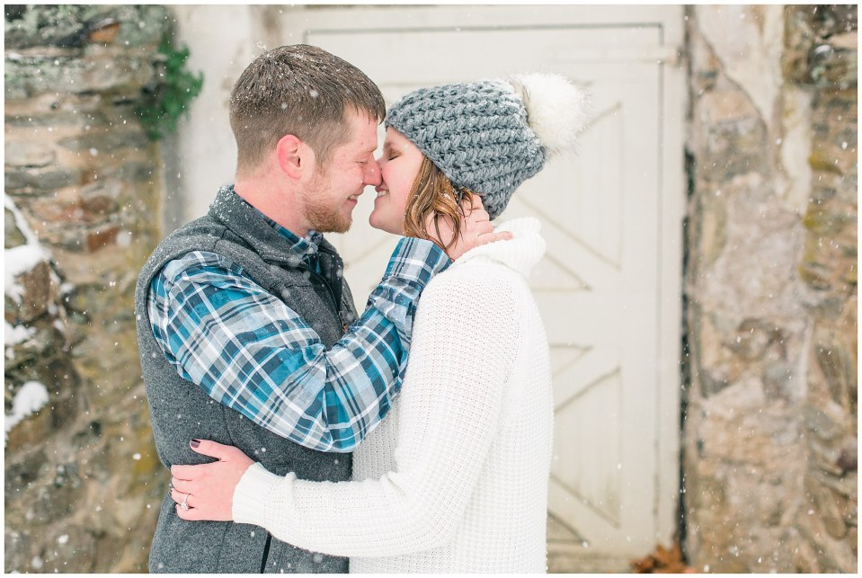 Joseph & Sara's Snow Storm Engagement at Valley Forge National Park in Wayne, PA Photos_0020.jpg