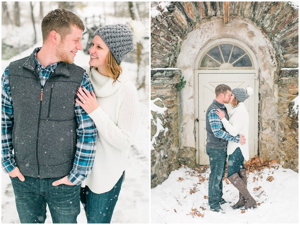 Joseph & Sara's Snow Storm Engagement at Valley Forge National Park in Wayne, PA Photos_0023.jpg