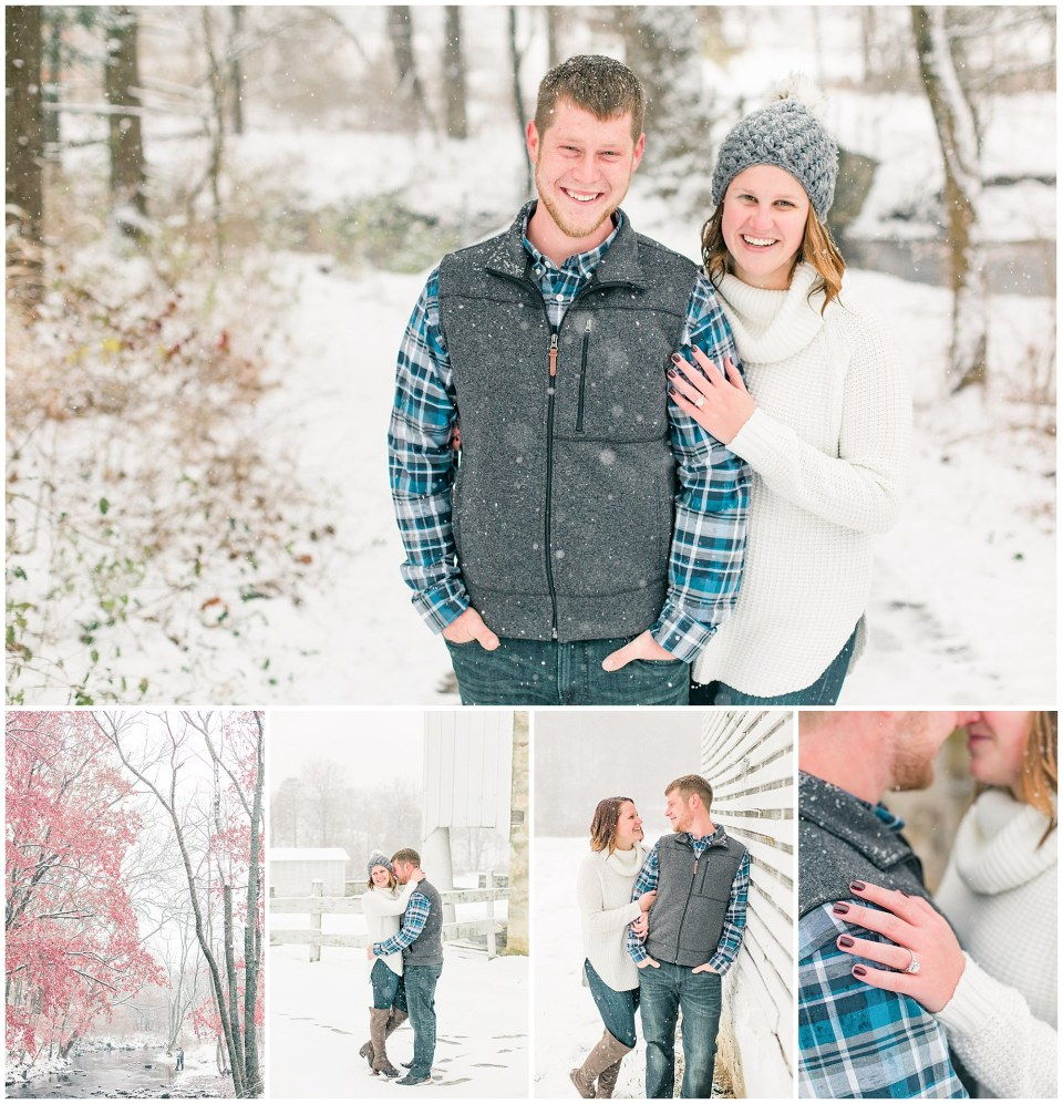 Joseph & Sara's Snow Storm Engagement at Valley Forge National Park in Wayne, PA Photos_0027.jpg