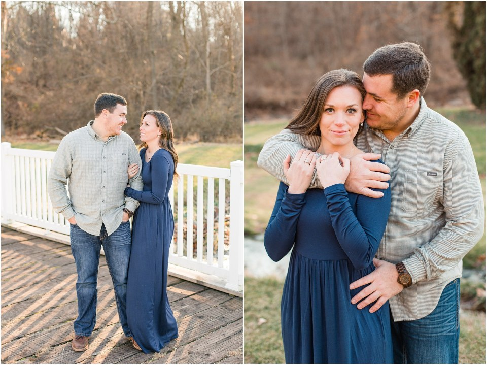 Richie & Kati's Winter Engagement at The Barn On Bridge in Collegeville, PA Photos_0003.jpg
