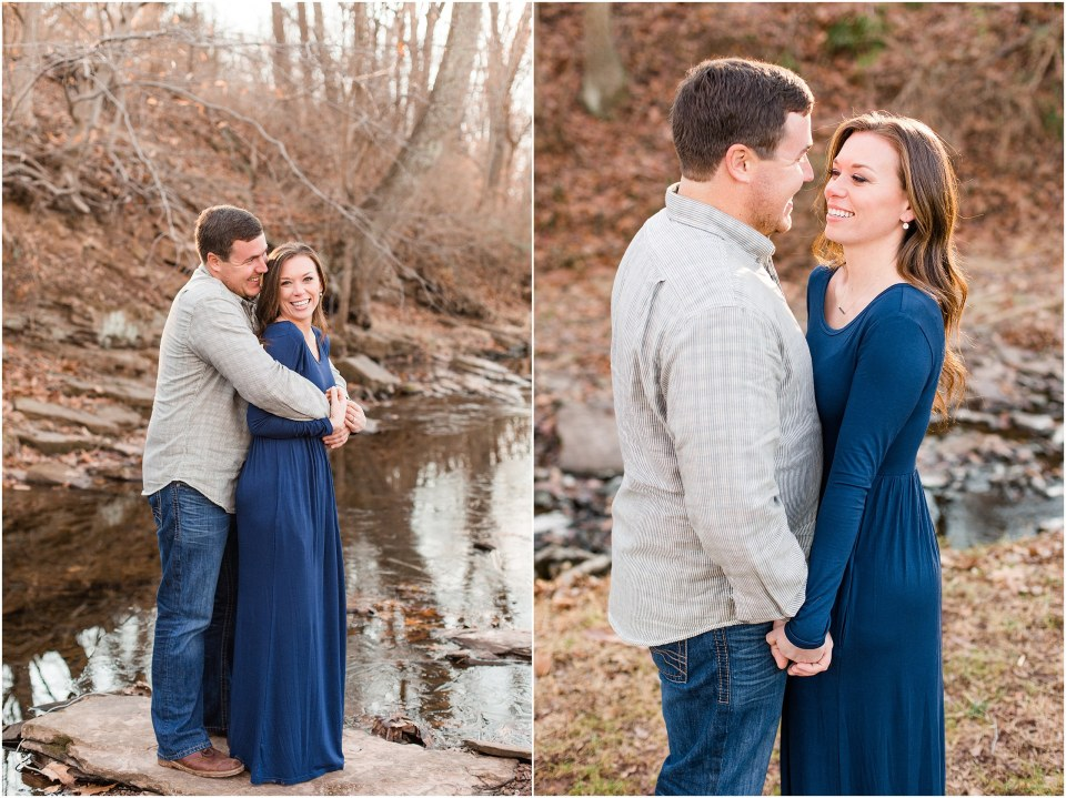 Richie & Kati's Winter Engagement at The Barn On Bridge in Collegeville, PA Photos_0007.jpg