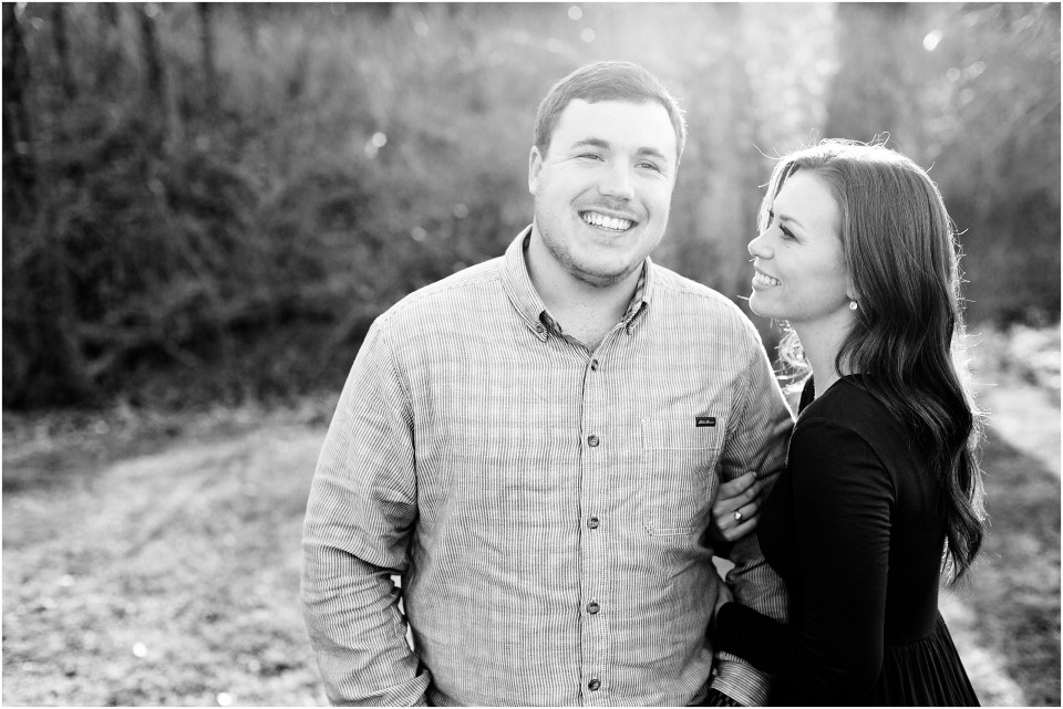 Richie & Kati's Winter Engagement at The Barn On Bridge in Collegeville, PA Photos_0028.jpg
