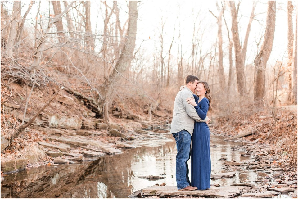 Richie & Kati's Winter Engagement at The Barn On Bridge in Collegeville, PA Photos_0031.jpg