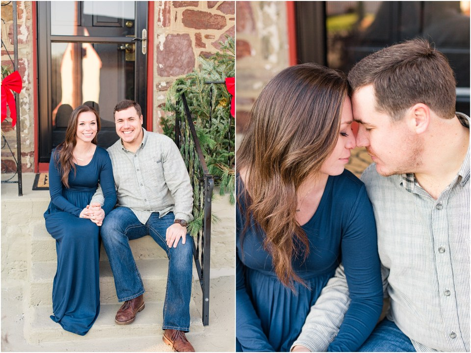 Richie & Kati's Winter Engagement at The Barn On Bridge in Collegeville, PA Photos_0033.jpg