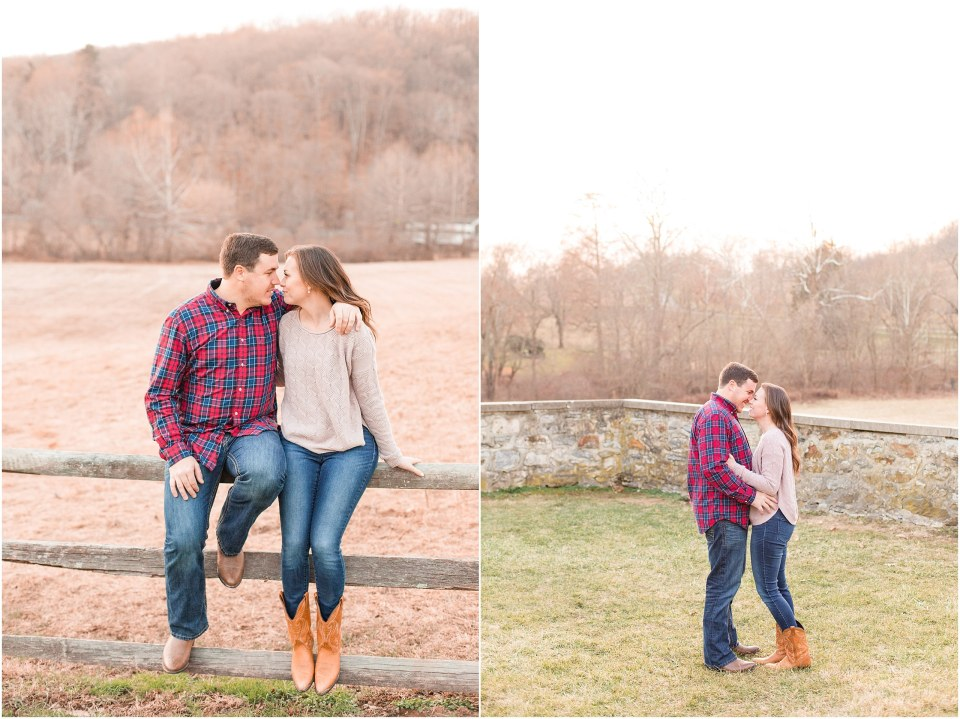 Richie & Kati's Winter Engagement at The Barn On Bridge in Collegeville, PA Photos_0041.jpg