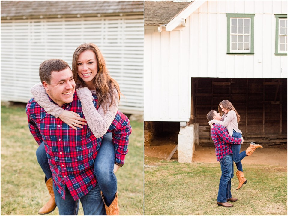 Richie & Kati's Winter Engagement at The Barn On Bridge in Collegeville, PA Photos_0046.jpg