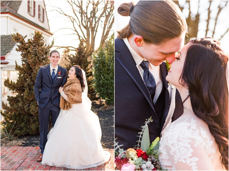 Andy & Sam's Navy & Maroon Winter Wedding at Normandy Farm Hotel & Conference Center in Blue Bell, PA Photos_0020.jpg