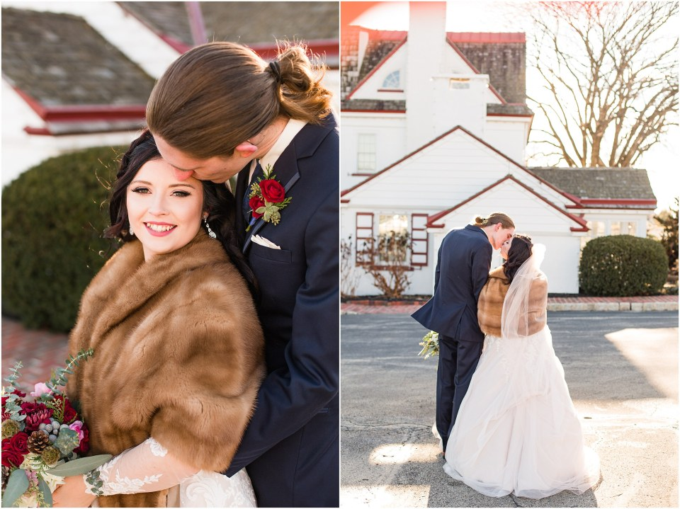 Andy & Sam's Navy & Maroon Winter Wedding at Normandy Farm Hotel & Conference Center in Blue Bell, PA Photos_0022.jpg