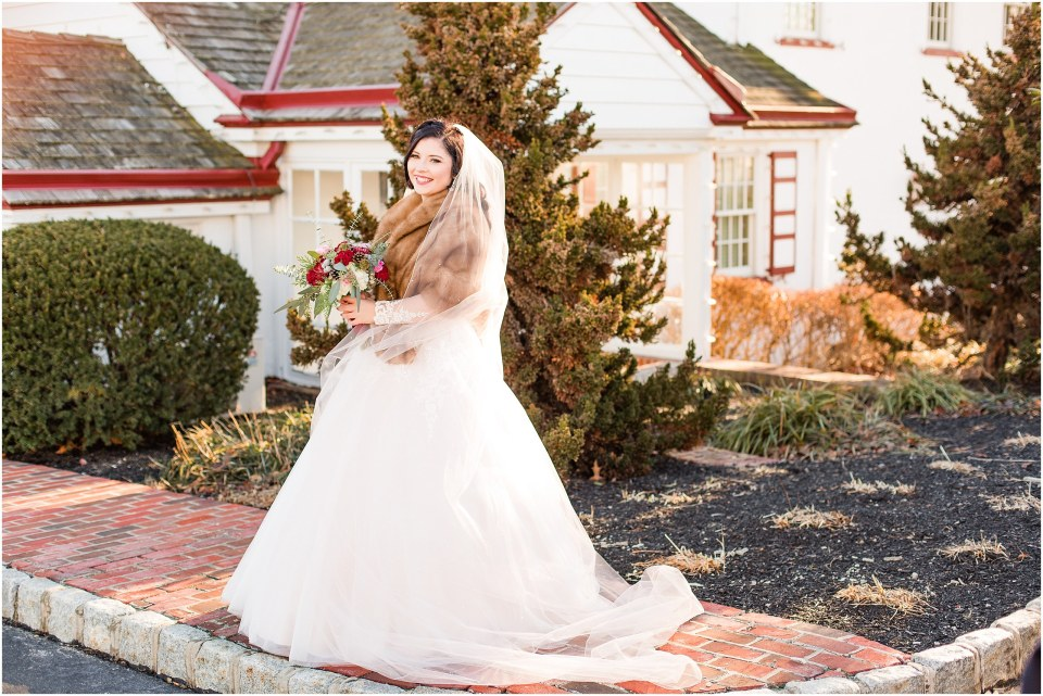 Andy & Sam's Navy & Maroon Winter Wedding at Normandy Farm Hotel & Conference Center in Blue Bell, PA Photos_0029.jpg