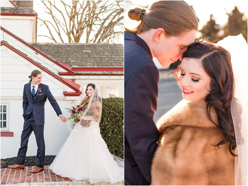 Andy & Sam's Navy & Maroon Winter Wedding at Normandy Farm Hotel & Conference Center in Blue Bell, PA Photos_0030.jpg