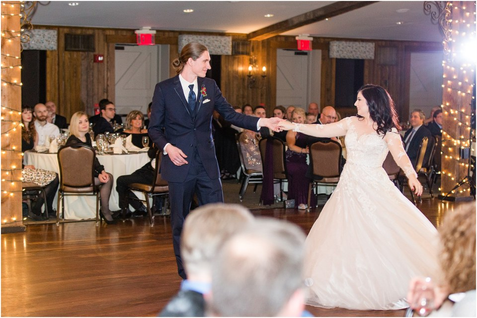 Andy & Sam's Navy & Maroon Winter Wedding at Normandy Farm Hotel & Conference Center in Blue Bell, PA Photos_0068.jpg