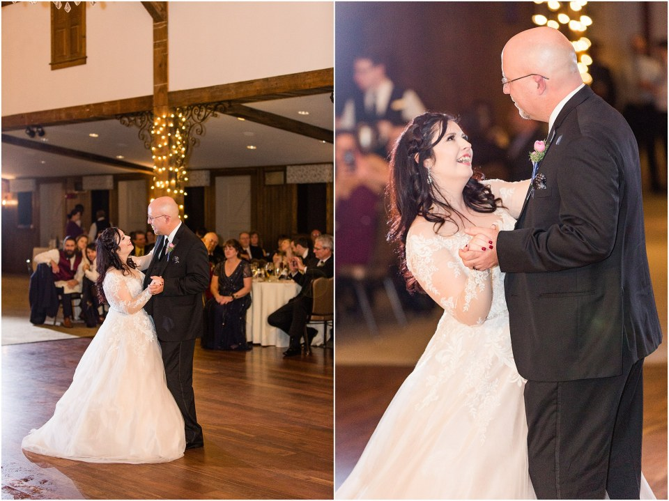 Andy & Sam's Navy & Maroon Winter Wedding at Normandy Farm Hotel & Conference Center in Blue Bell, PA Photos_0075.jpg