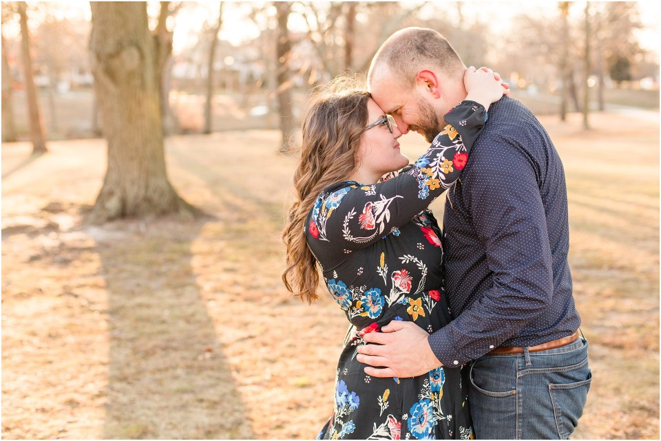 Will & Christen's Winter Beach Engagement at Spring Lake, New Jersey Photos_0011.jpg