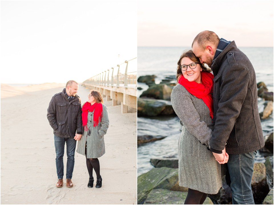 Will & Christen's Winter Beach Engagement at Spring Lake, New Jersey Photos_0017.jpg
