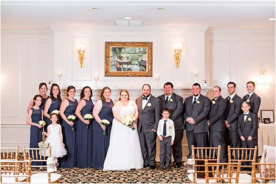 A Navy & Grey Wedding at The William Penn Inn in Gwynedd - Josiah ...