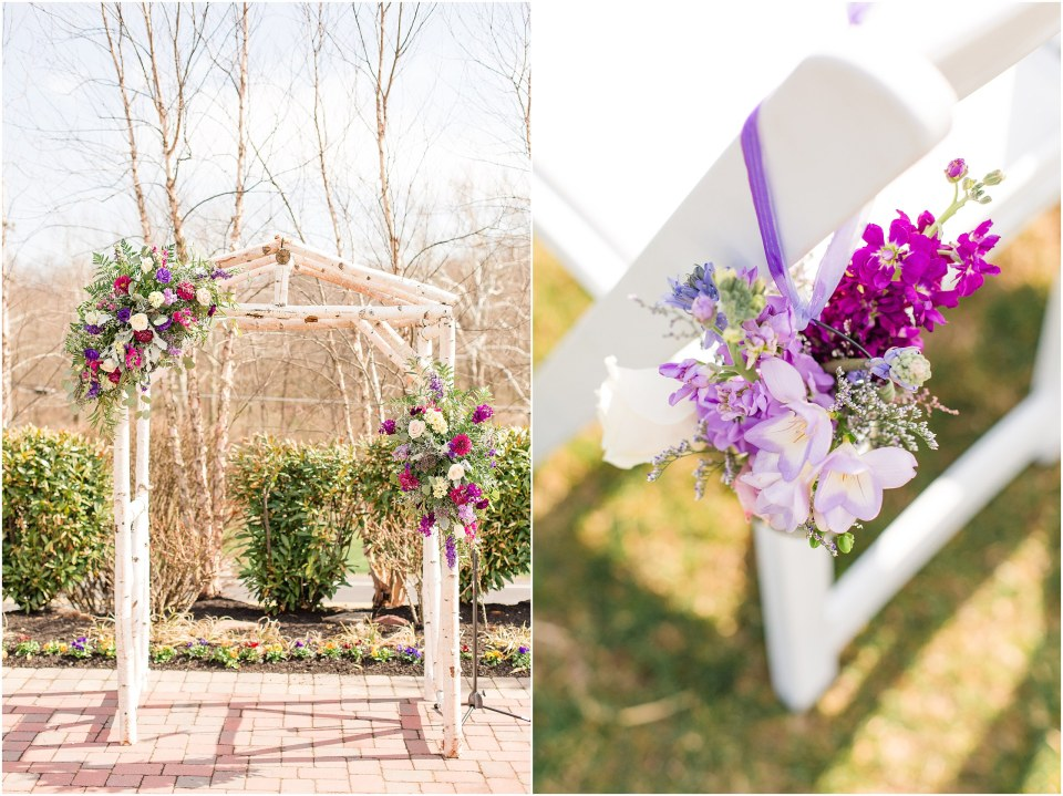 Andy & Stacy's Grey & Lavender Wedding at The Barn on Bridge in Collegeville, PA_0029.jpg