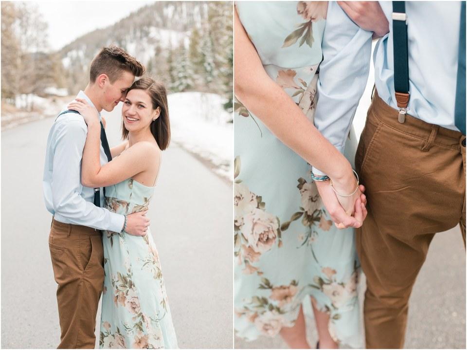 Matt & Chrissy's Springtime Couples Session in Keystone, Colorado_0001.jpg