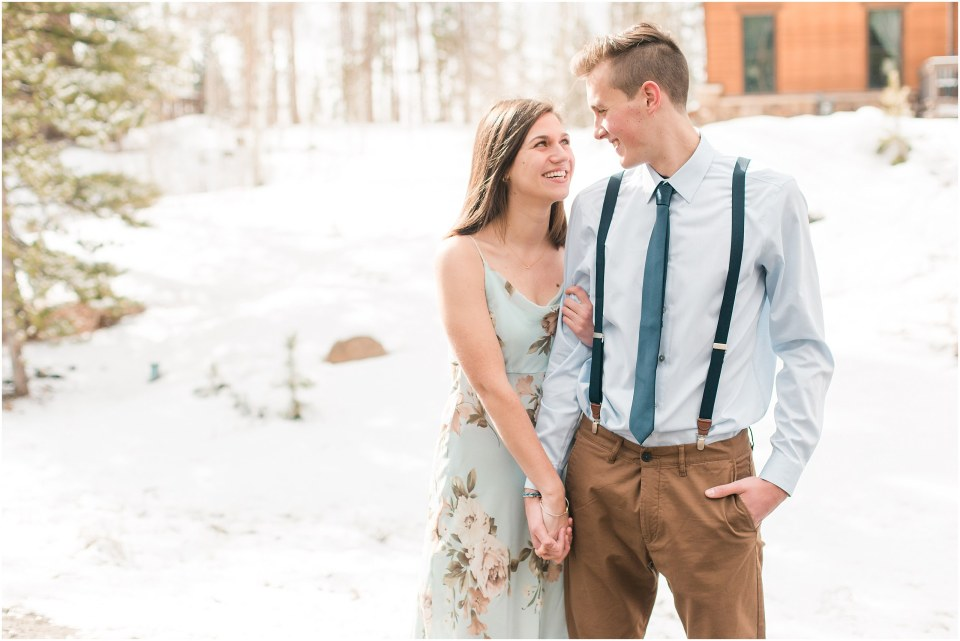 Matt & Chrissy's Springtime Couples Session in Keystone, Colorado_0002.jpg