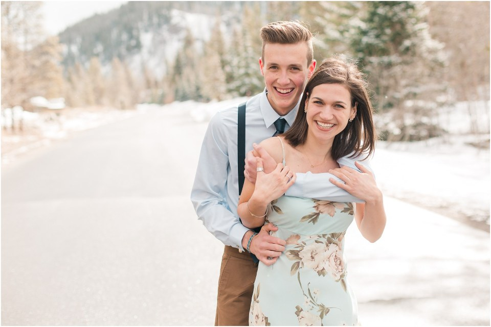 Matt & Chrissy's Springtime Couples Session in Keystone, Colorado_0004.jpg