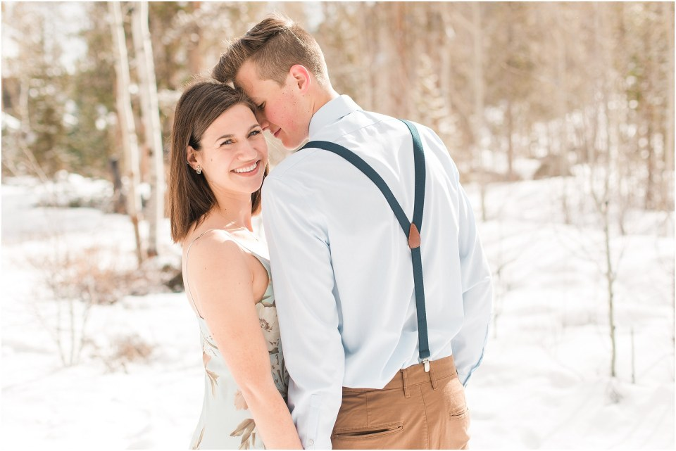 Matt & Chrissy's Springtime Couples Session in Keystone, Colorado_0006.jpg