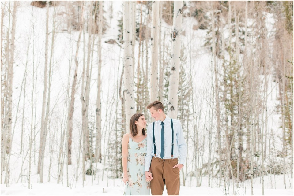 Matt & Chrissy's Springtime Couples Session in Keystone, Colorado_0009.jpg