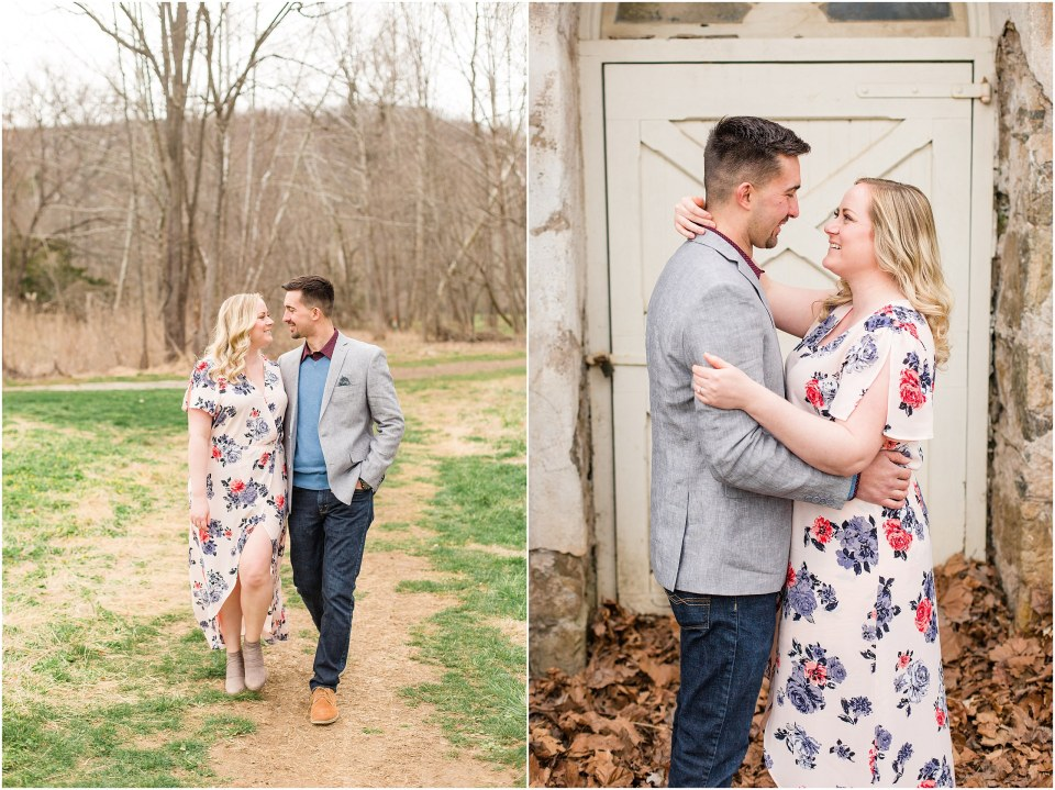 Steve & Casi's Chic Engagement in Valley Forge Park Photos_0015.jpg