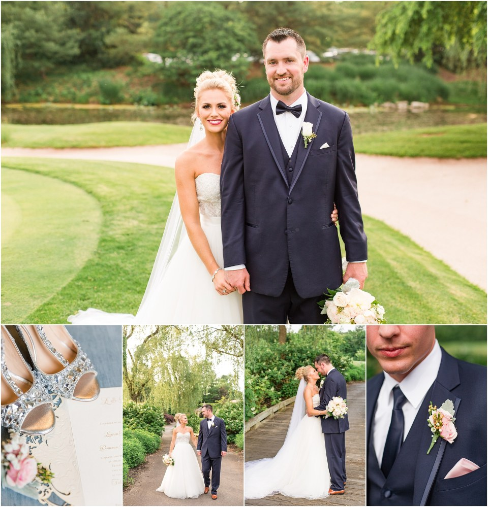 Navy And Blush Wedding.Donovan Lauren S Navy Blush Wedding At Talamore Country Club