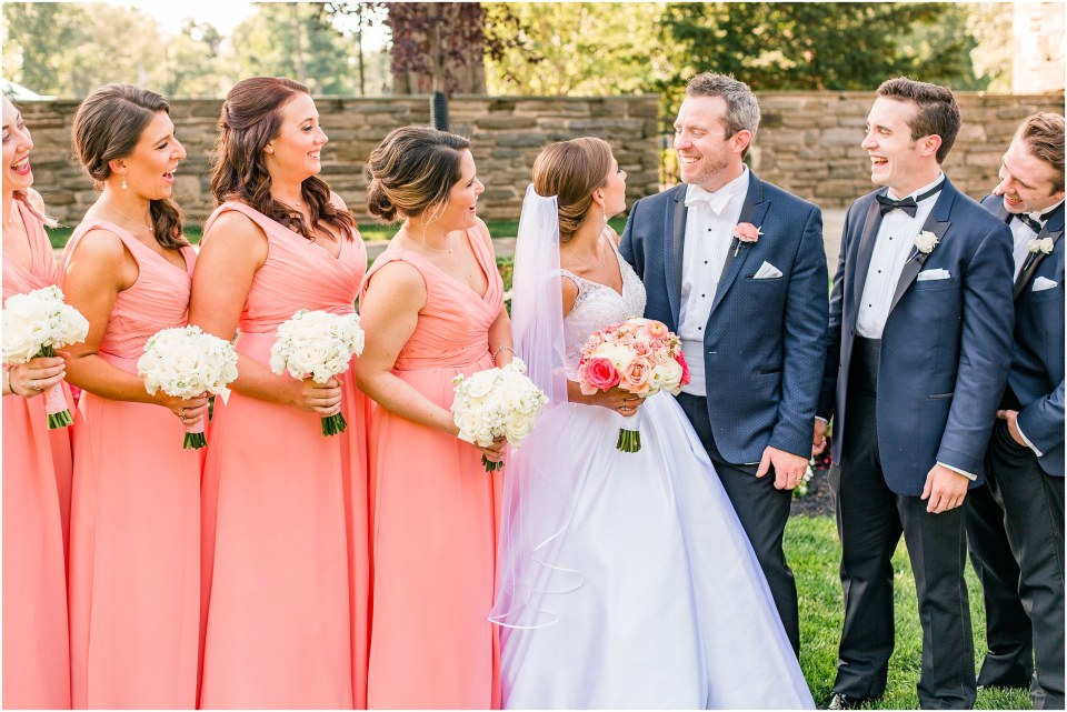 Patrick & Emily's Navy & Blush Black Tie Wedding at Bluestone Country Club Photos_0033.jpg