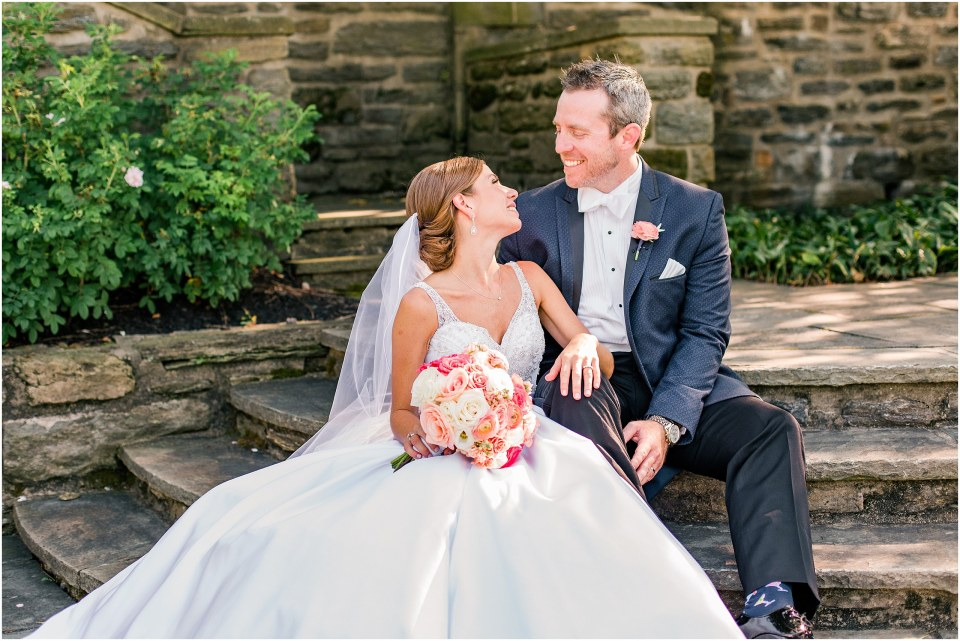 Patrick & Emily's Navy & Blush Black Tie Wedding at Bluestone Country Club Photos_0050.jpg