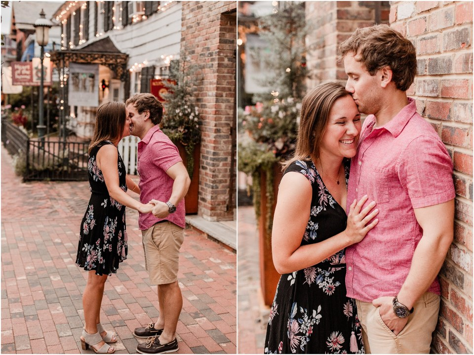 Patrick & Shannon's Engagement in New Hope/Lambertville,Pennsylvania Photos,