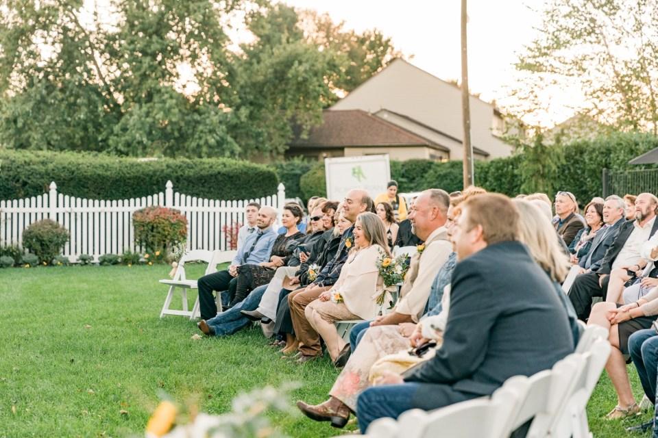 Sheldon & Stephanie's Rustic Country Fall Wedding at The Barn on Bridge Photos