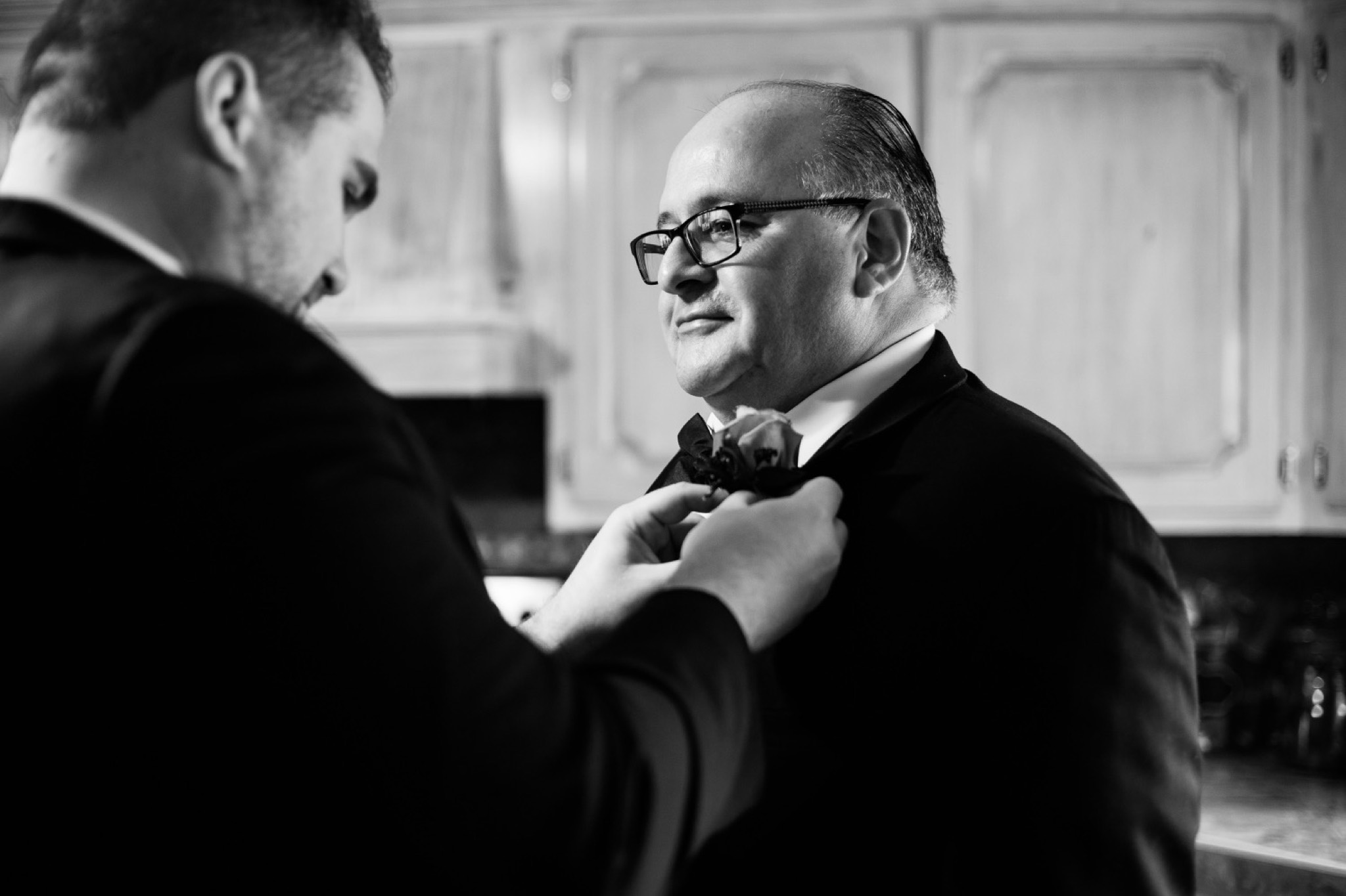 Father of Groom Staten Island Wedding