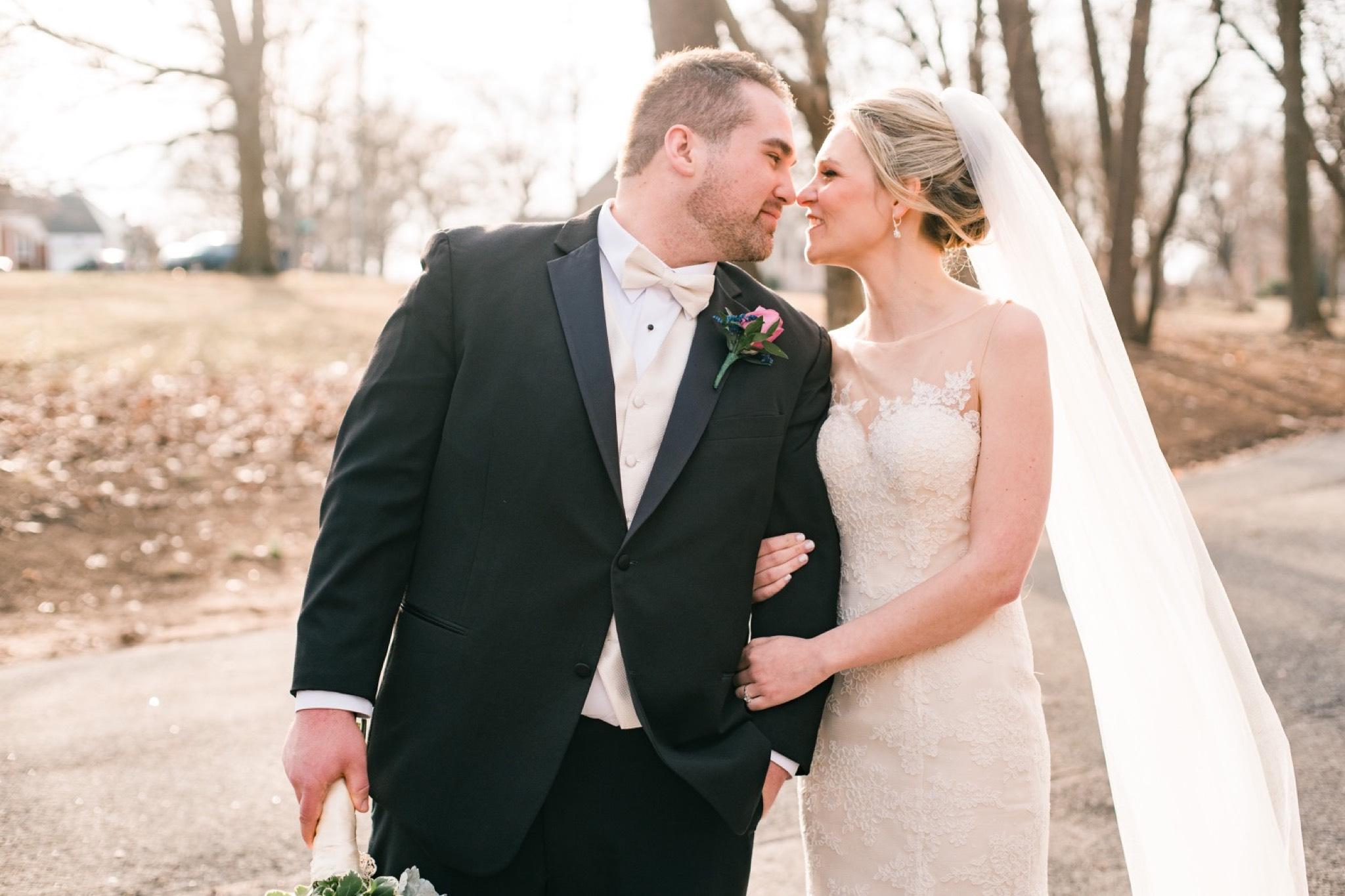 Portrait Staten Island Wedding
